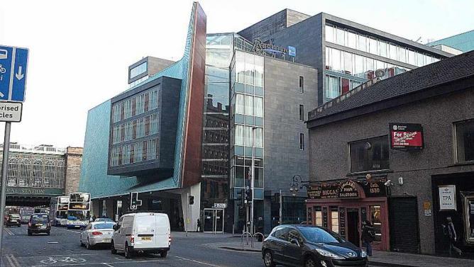 Radisson Blu Glasgow | © Dave & Margie Hill/Flickr