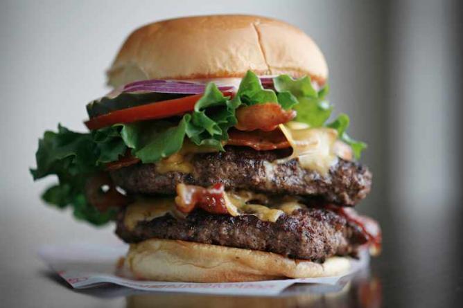 Big Stuff Bacon Meltdown | courtesy of Good Stuff Eatery