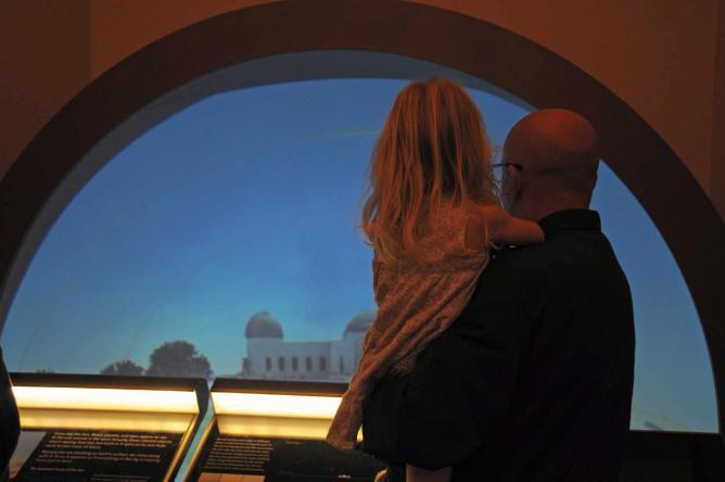 Griffith Park Observatory | ©Kent Kanouse/Flickr