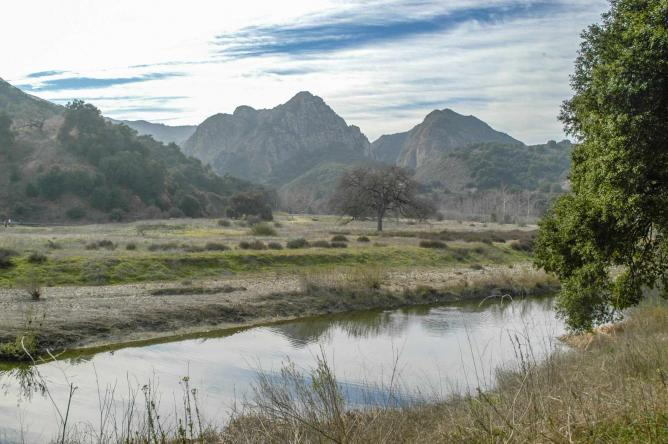 Malibu Creek State Park | ©Kent Kanouse/Flickr