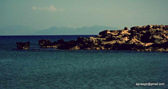 View from Manganari Beach | ©agnes gautier/Flickr