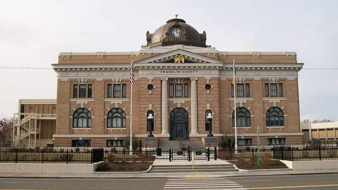 Historic Franklin County Courthouse in Pasco, WA   © Allen4names/WikiCommons