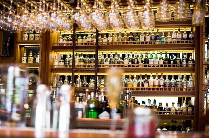 Rich bar   Courtesy of CV Distiller