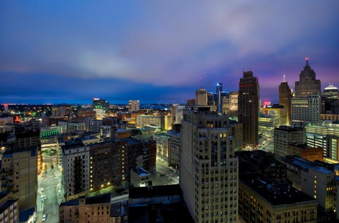 Detroit views | © Mike Boening Photography/Flickr