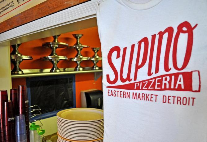 Supino Pizzeria | © Michigan Municipal League/Flickr