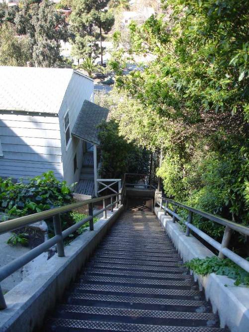 Santa Monica Stairs | © WikiCommons