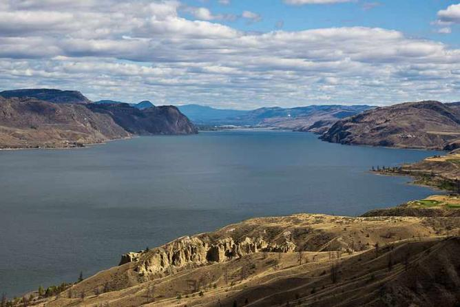 Kamloops Lake | © Orange Suede Sofa/WikiCommons