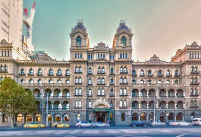 The Hotel Windsor © Quốc Hưng Đào/Flickr