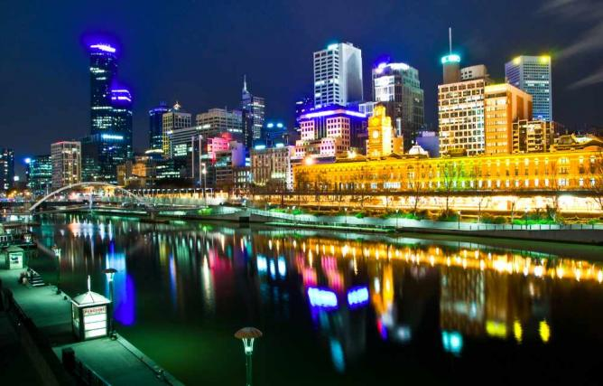 The view from Southbank © Hai Linh Truong/Flickr