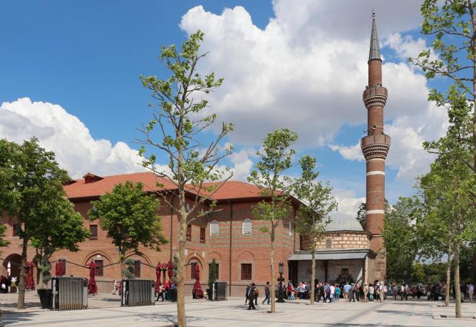 مسجد Haci Bayram آنکارا