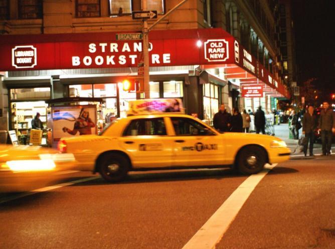 The Strand Bookstore | © The Strand Bookstore