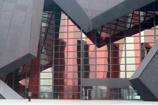China National Film Museum Entrance   © WikiCommons/Carla Antonini