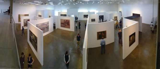 HVCCA Panorama | Courtesy of Hudson Valley Center for Contemporary Art