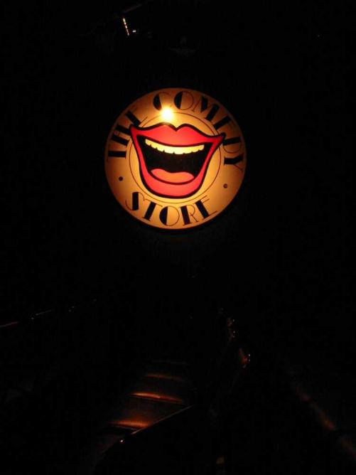 The Comedy Store, London | © Jo Amelia/Flickr