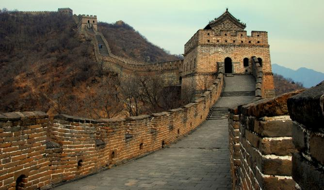 The Great Wall © Michael McDonough/Flickr