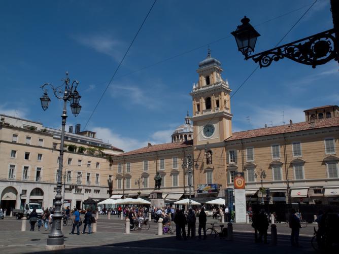 Parma, Italy   © Franco Folini/Flickr