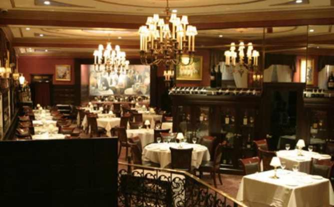 Delmonico's | © NYC The Official Guide