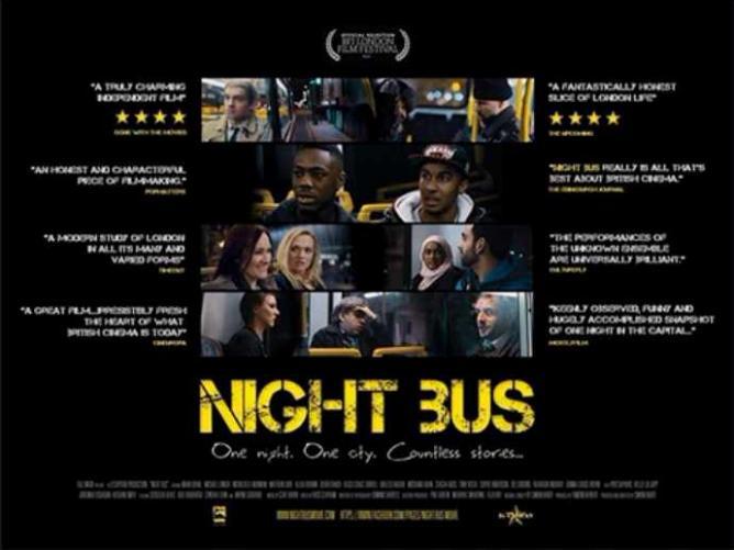 Night Bus   © El Capitan