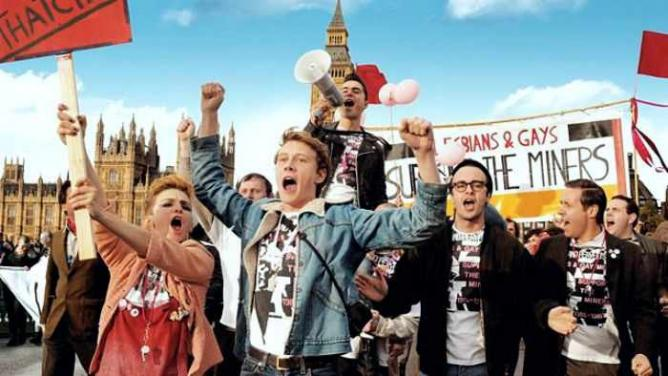 Pride   © Pathé/BBC Films