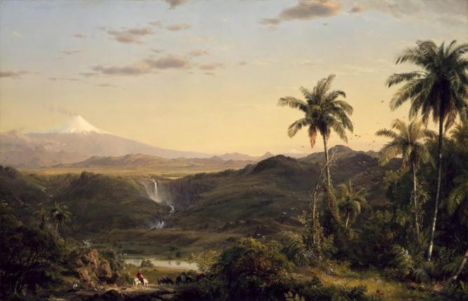AGO Painting the Americas