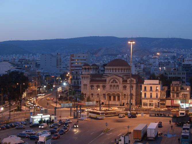Piraeus | © Martin Belam/Flickr