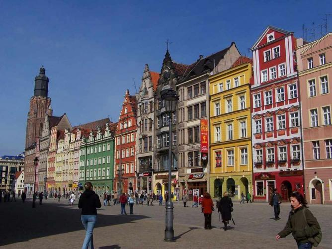 Wroclaw | © Lestath/WikimediaCommons