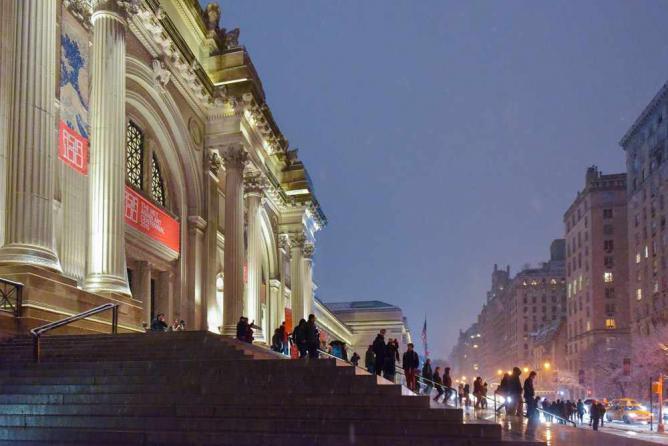 The Metropolitan Museum of Art in NYC | © Steven Pisano/Flickr