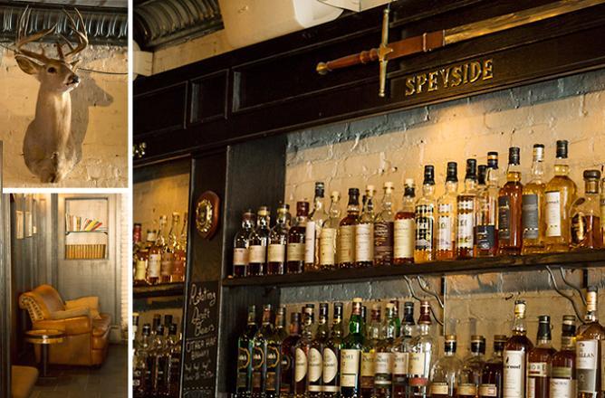Caledonia Scottish Pub   © Adam Taylor