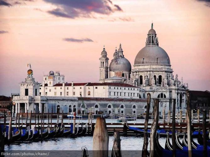 Basilica di Santa Maria della Salute | © ChristopherChan/Flickr