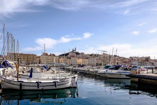 Vieux Port | © Napafloma-Photographe/Flickr