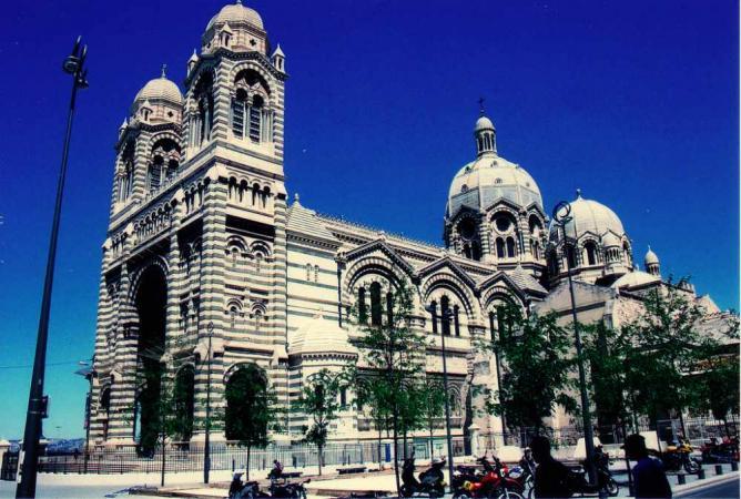 Cathedrale de la Major | © MarcDUPUY/Flickr