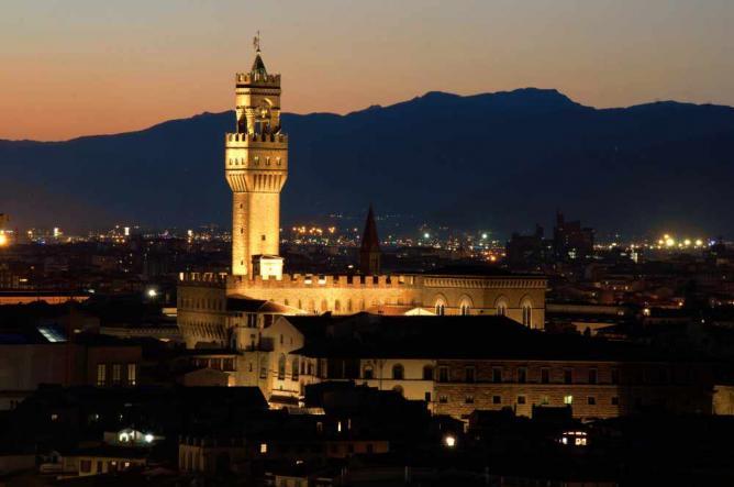 Palazzo Vecchio @SeanXLiu/Flickr