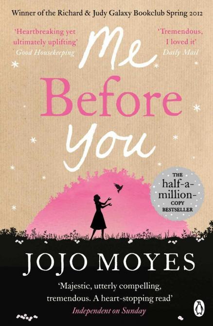 Me Before You - JoJo Moyes | © Wikicommons