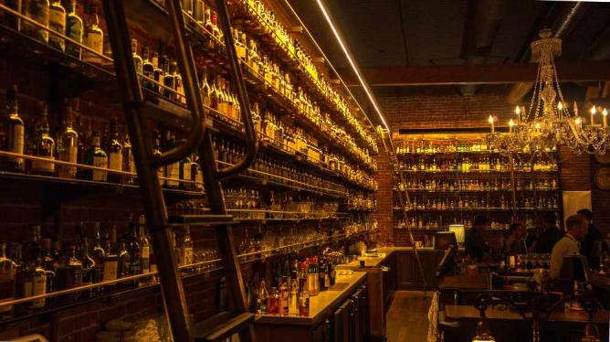 The 10 best bars in downtown portland oregon for Kitchen library portland