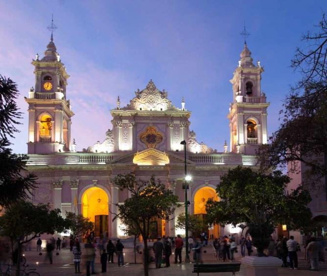 Salta Cathedral Ⓒ Jimmy Baikovicius/Flickr