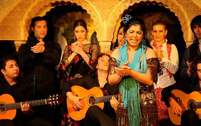 Flamenco Tablao | © Mercebcn/WikiCommons