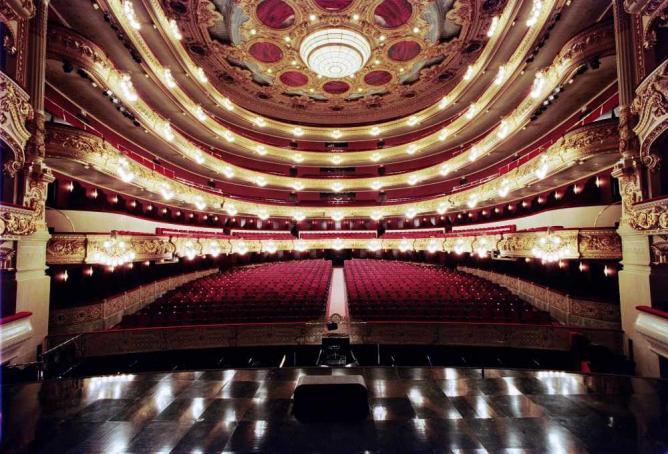 Gran Teatre del Liceu | © Premsa Liceu/Flickr