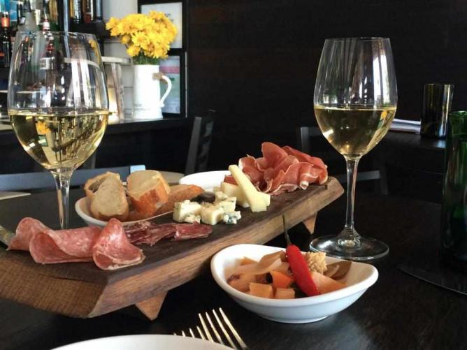 A typical appetizer at Prime Farm to Table   © Prime Farm to Table
