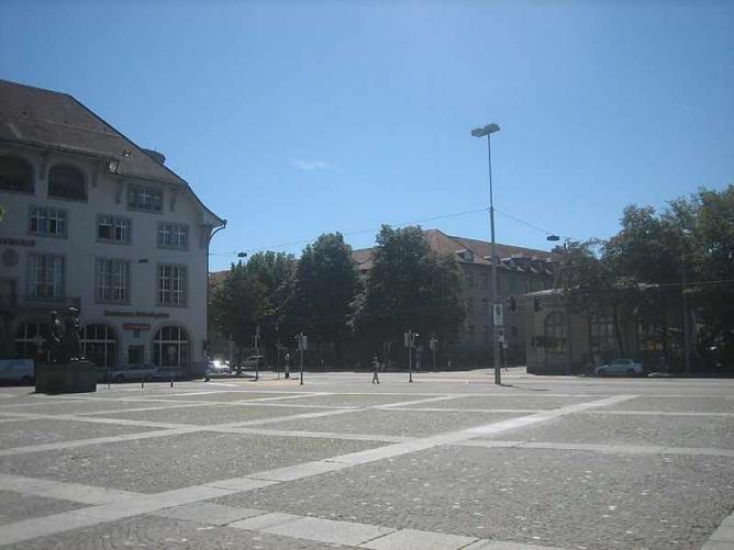 The Helvetiaplatz I © MCaviglia/WikiCommons