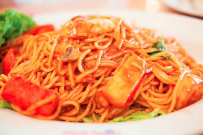 Spicy Spaghetti | © SondanieChea/Flickr