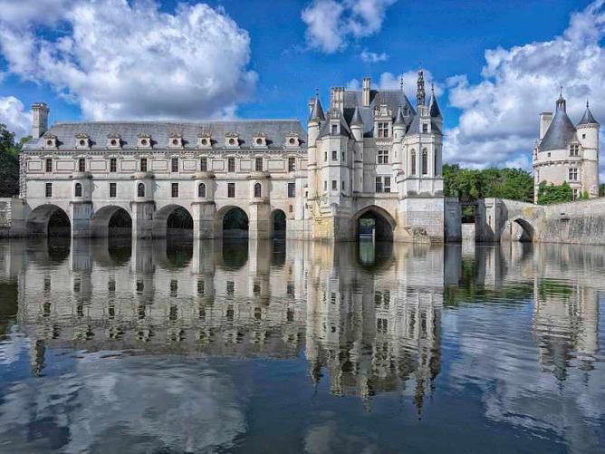 Château de Chenonceau   © Yvan Lastes/WikiCommons
