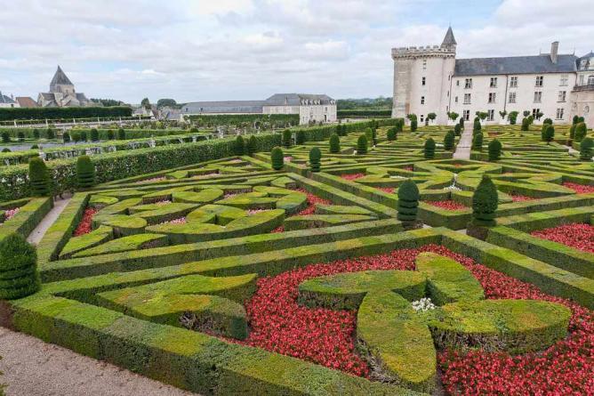 Château de Villandry   © Jean-Christophe Benoist/WikiCommons