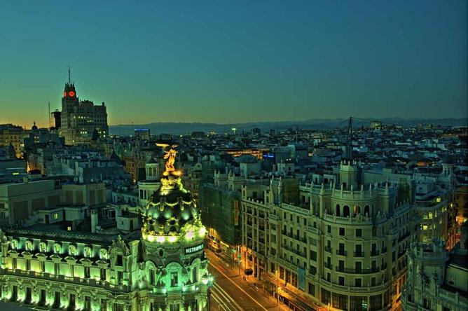Gran Via | © FelipeGabaldon/Flickr