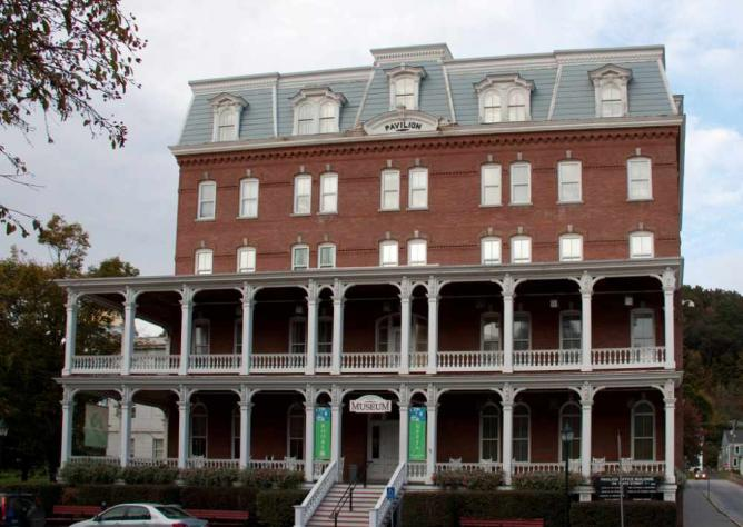Vermont Historical Society Museum