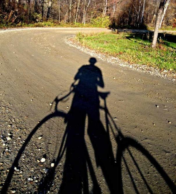 Biking in Vermont