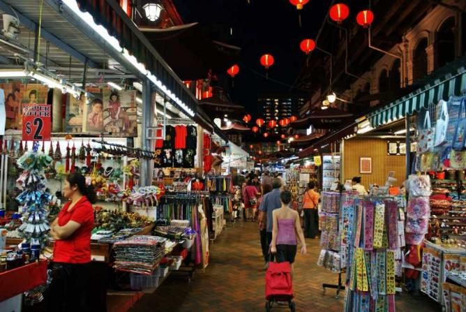 The Best Markets To Visit In Singapore