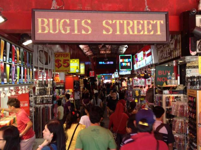 Bugis Street Market © Dion Hinchcliffe/Flickr