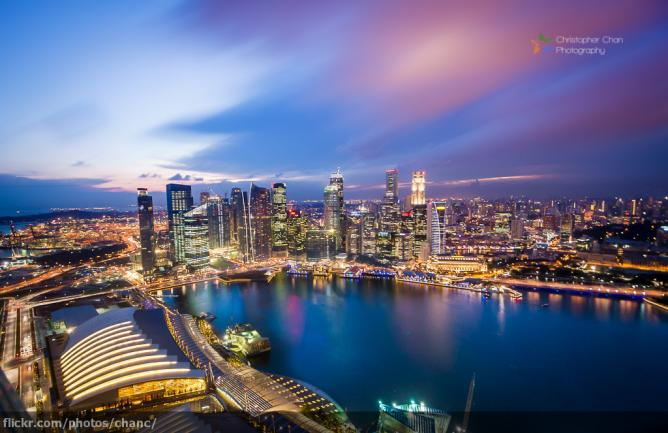 Singapore © Christopher Chan
