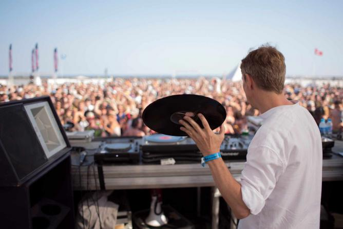 Gilles Peterson Worldwide Festival | © Wikipedia
