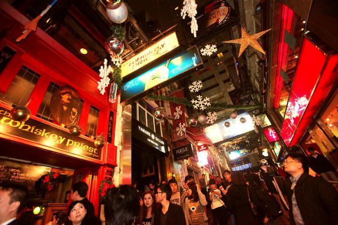 The 10 Best Restaurants In Lan Kwai Fong Hong Kong